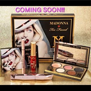 Madonna by Too Faced - Madame X Medellin Palette